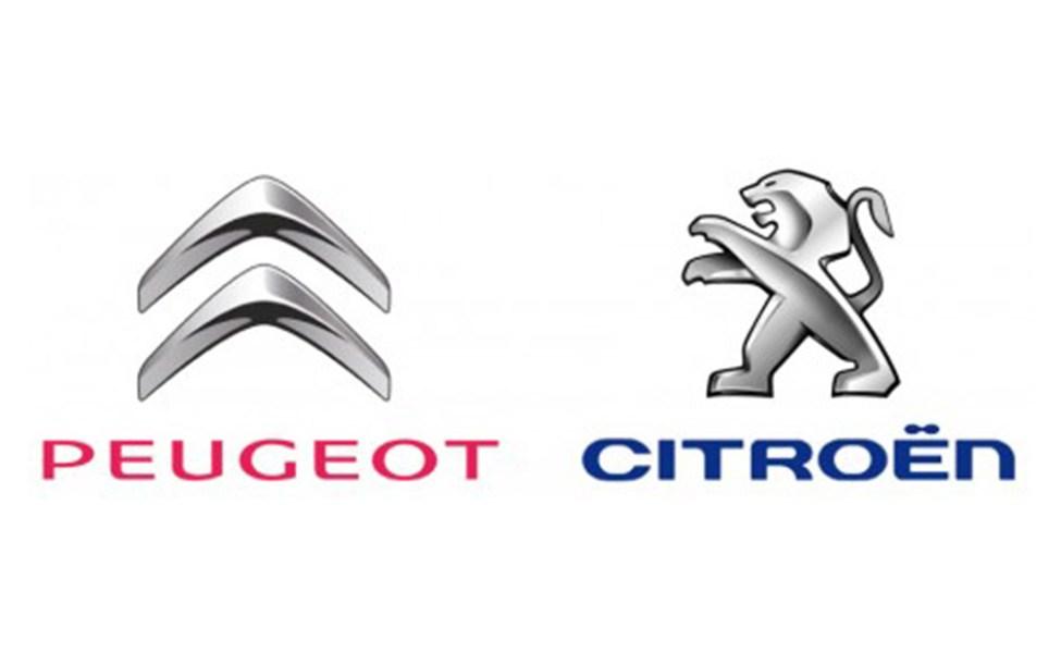 Logotipo: Peugeot vs Citroën vs Renault