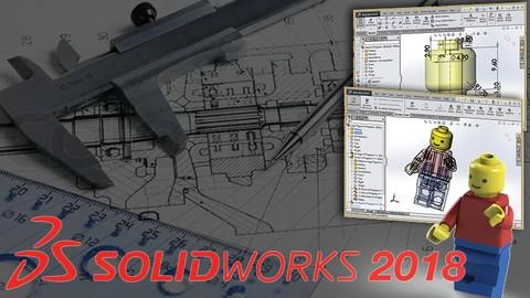 Master Solidworks 2021 – CAD 3D Usando Ejemplos Del Mundo Real