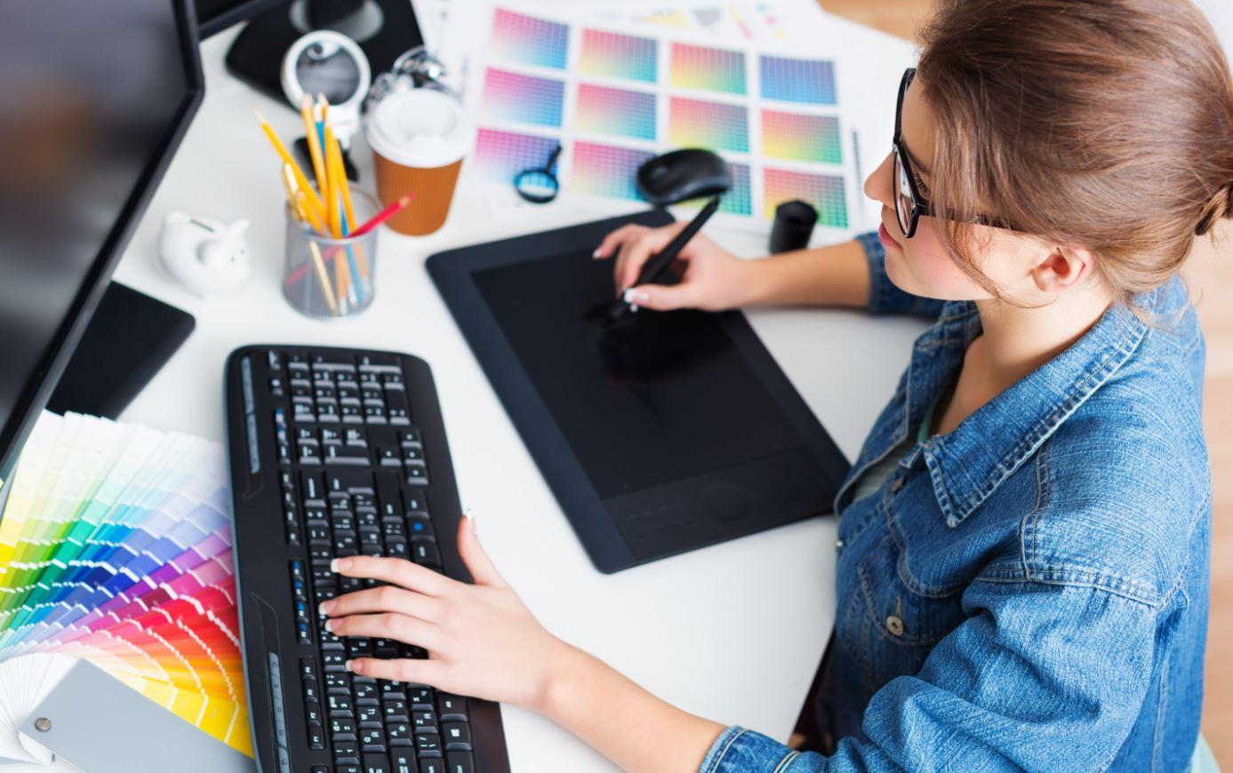 aprende los conceptos basicos del diseño gráfico