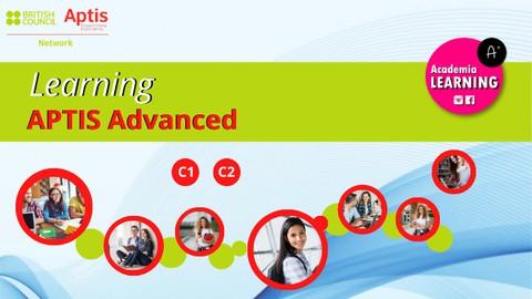 #1 APTIS Advanced C1, C2. Certificado Oficial.