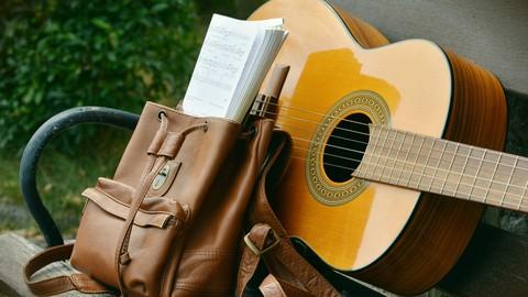 84 Acordes Para Guitarra - Principiantes