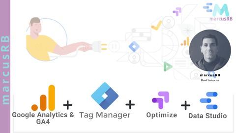 [A-Z] avanzando en analítica digital: Google Analytics y GA4