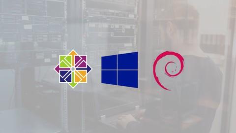Administrador de Sistemas Junior en Windows Server y Linux