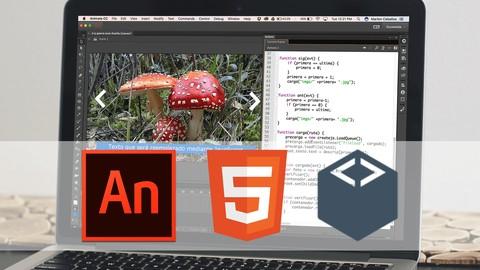 Adobe Animate CC - Máster: Animación e interactividad HTML5