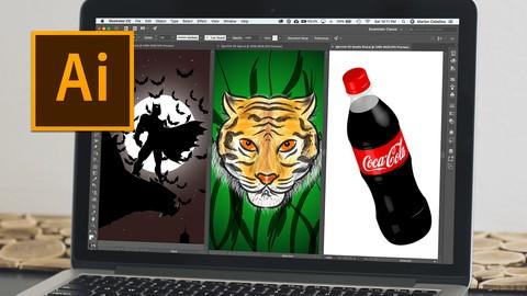 Adobe Illustrator CC - Avanzado: Magia vectorial.