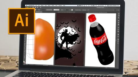 Adobe Illustrator CC Máster: De Básico a Profesional.