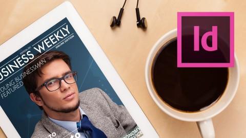 Adobe InDesign CC - Fundamentos Diseño Editorial Profesional