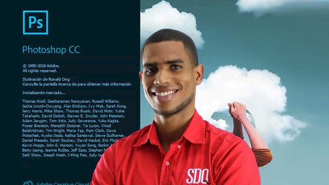 Adobe Photoshop CC para Principiantes . Básico hasta EXPERTO