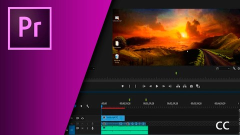 Adobe Premiere: Edición de vídeo para principiantes