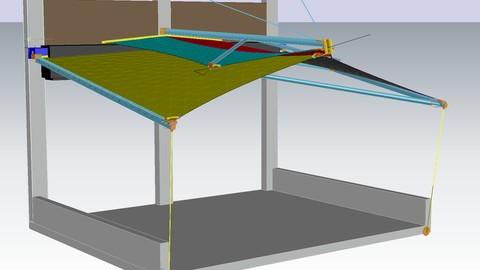 Advance Steel para Principiantes:Estructuras Metalicas