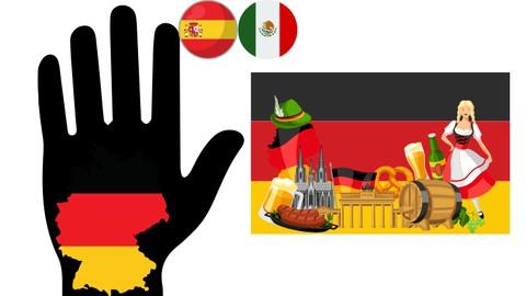 Alemán 5 palabras - Curso 1 | De cero a principiante