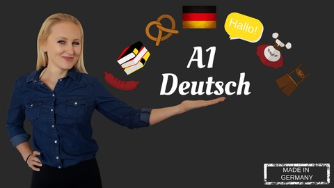 Alemán A1 - comenzando desde cero-un curso para principantes