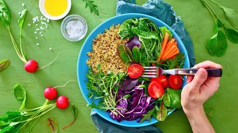 Alimentación Vegetariana: Nutrición y Cocina