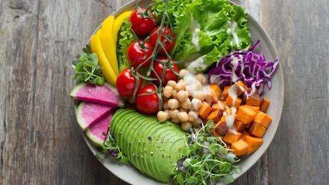 Alimentación vegetariana y vegana consciente