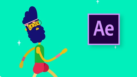 Animación de personaje en After Effects de la idea al render