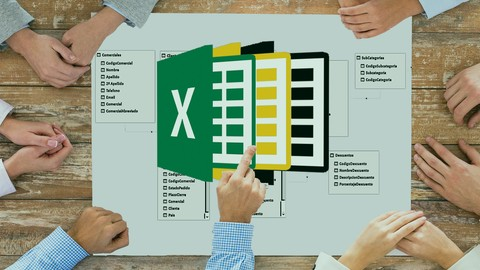 Análisis en Microsoft Excel: Power Pivot, DAX y Power Query.