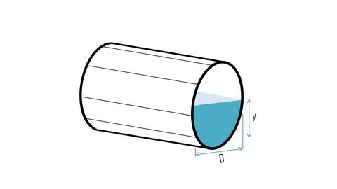 Análisis Geométrico e Hidráulico de Canales Circulares