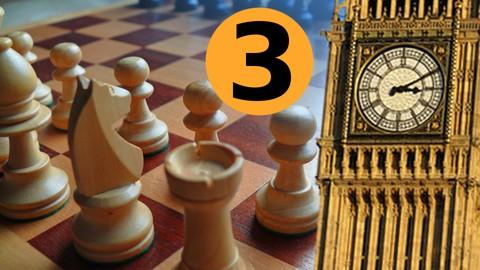 Aperturas de ajedrez: El Sistema Londres 3