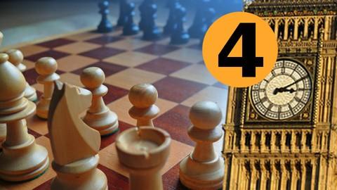 Aperturas de ajedrez: El Sistema Londres 4