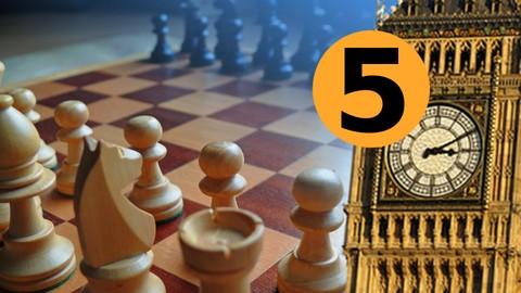 Aperturas de ajedrez: El Sistema Londres 5