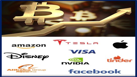 Aprenda a Invertir en Bitcoin y Acciones de Empresas