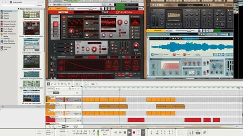 Aprende a crear música electrónica y tradicional con Reason