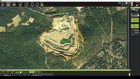 Aprende a realizar topografía con drones (2/5)