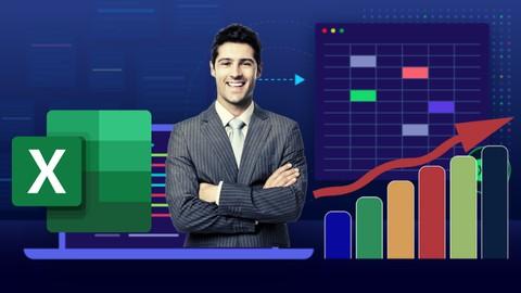 Aprende Excel 365 avanzado profesionalmente