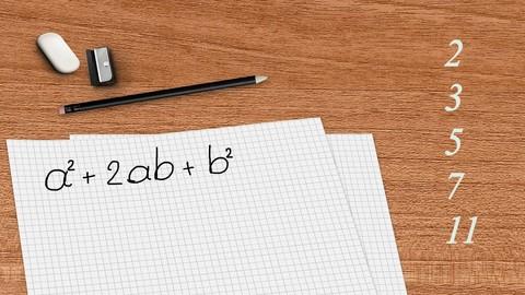Aprende factorización algebraica