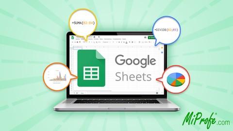 Aprende Google Sheets (porque es mejor que Excel)