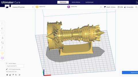 Aprende impresión 3D con Ultimaker Cura