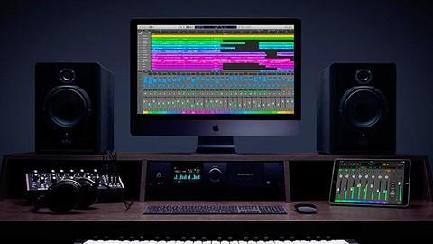 Aprende Logic Pro X para la producción de música electrónica