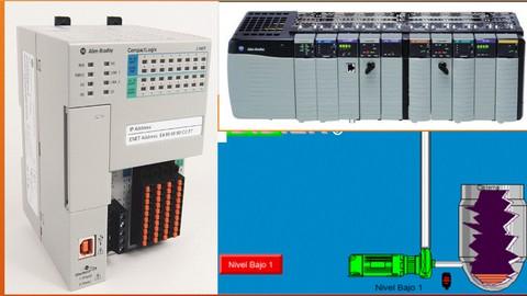 Aprende PLC de manera práctica usando Studio 5000 y FTW
