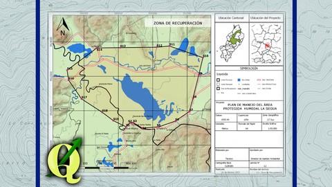 Aprende QGIS Sistema de Información Geográfica (GIS) Básico