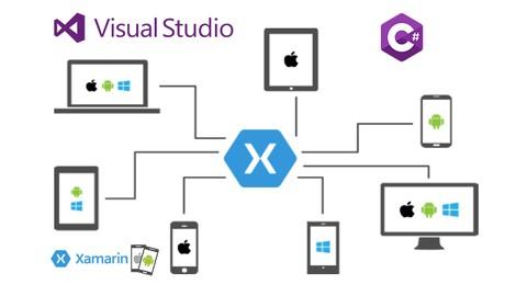 Aprende Xamarin Forms y desarrolla apps para Android y IOS