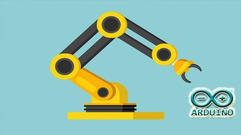 Arduino : Construye tu propio brazo robótico fácilmente