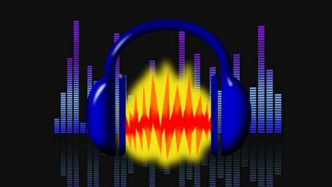 Audacity: curso completo de edición de audio para Dummies