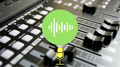 Audio podcast. Conviértete en un master del podcasting.