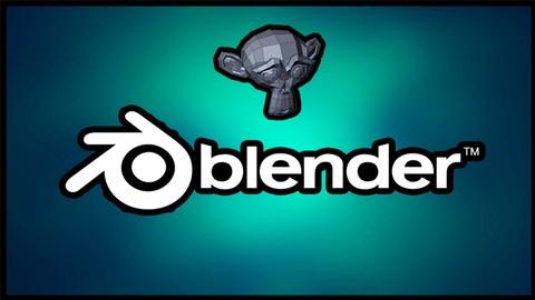 Blender 3D desde cero: Modelado y Texturizado