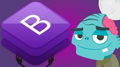 Bootstrap 4 para Zombies - ¡De Novato A Sensei!