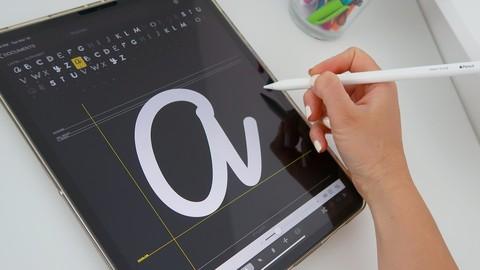 Cómo crear una fuente con un iPad