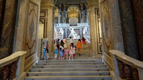 Cómo Enseñar Historia del Arte a Niños y Jóvenes