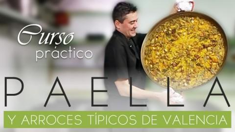 Cocina la Paella como todo un Master Chef