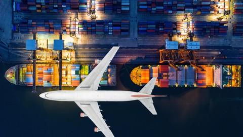 Comercio Internacional & Logística para Importar y Exportar