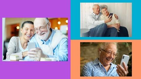 Como usar el celular: guía para adultos mayores.