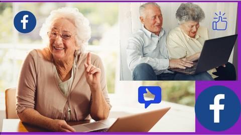 Como usar Facebook: guía para adultos mayores