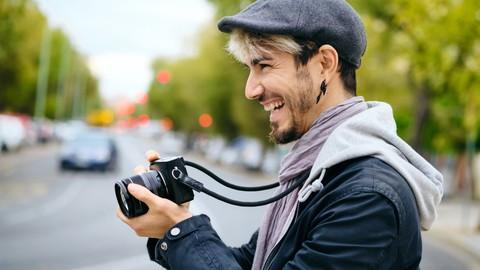 Como usar una cámara profesional - Conceptos y prácticas