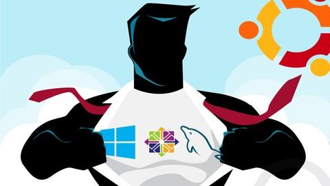 Conviértete en un SysAdmin en Linux, Windows Server y MySQL