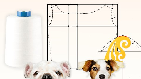 Costura para Mascotas: Introducción Ropa para Perros.