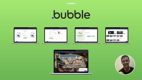 Crea la tecnología para tu startup sin programar con Bubble